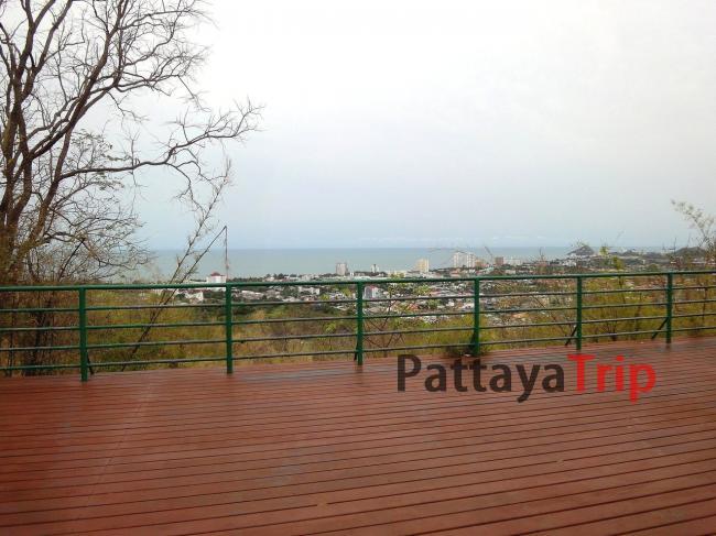 Смотровая площадка на горе Hin Lek Fai