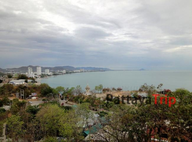 Смотровая площадка на горе Khao Takiab в Хуа Хин