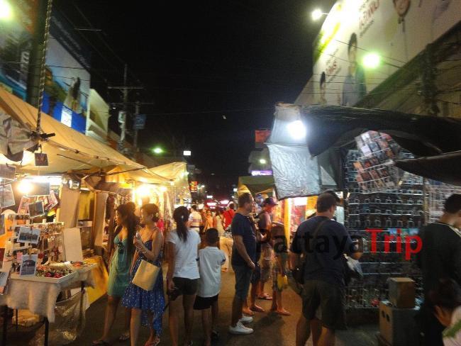 Ночной рынок Хуа Хина