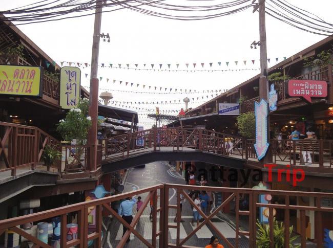 Ретро деревня Plern Wan в Хуа Хин