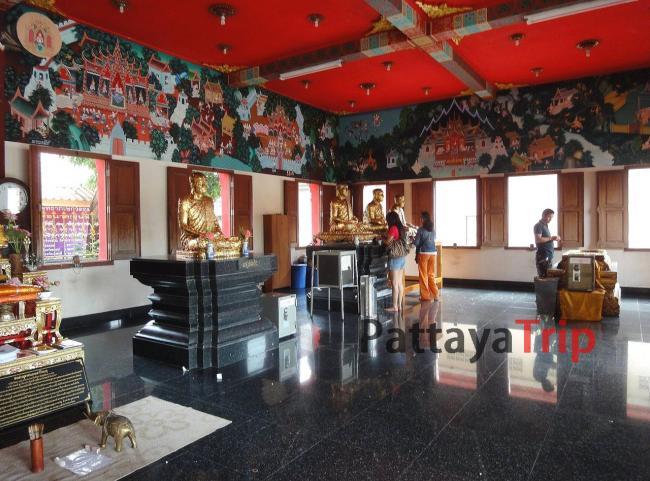 Wat Hua Hin - главный храм курорта
