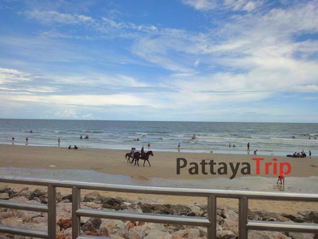 Пляж Ча Ам