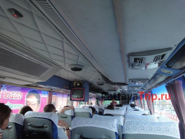 Автобус в Хуа Хин