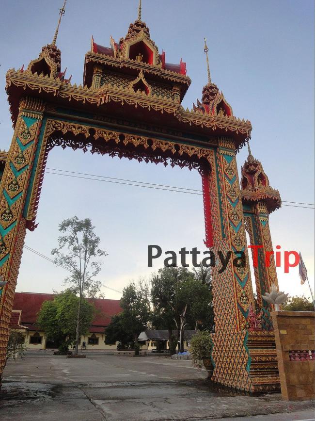Храм Padungthamphotiwas в Као Лак