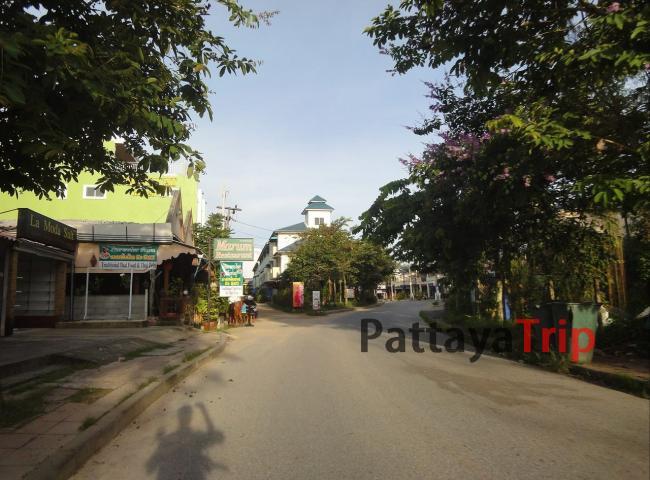 Поселок Bang Niang в Као Лак