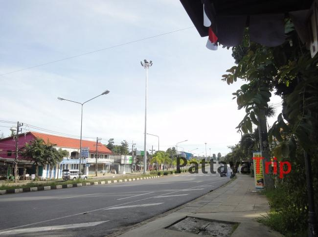 Район пляжа Nang Thong в Као Лак