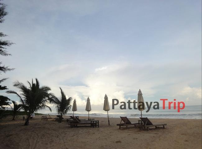 Khuk Khak Beach в Као Лак
