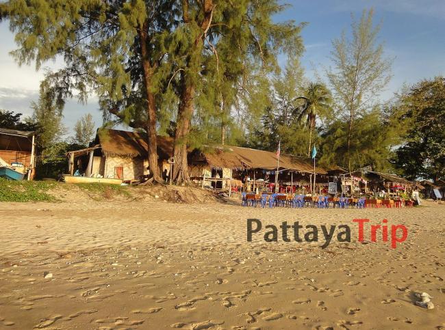 Pakarang Beach в Као Лак