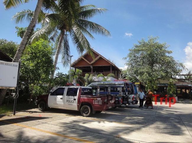 Пирс на Koh Kho Khao