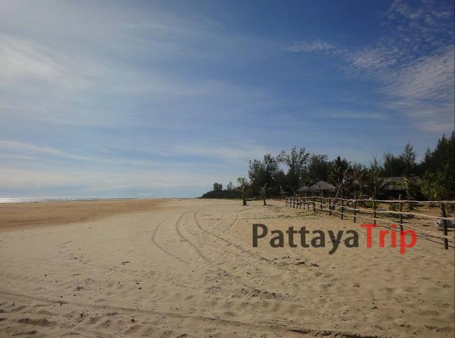 Пляж Nok Na
