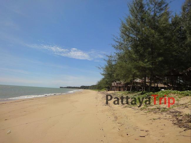 Пляж Pak Koh