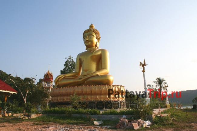 Большой Будда на Ко Куде