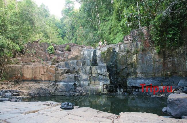 Водопад Klong Yaiki