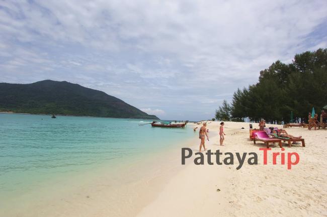 Karma Beach - пляж на Ко Липе (Таиланд)