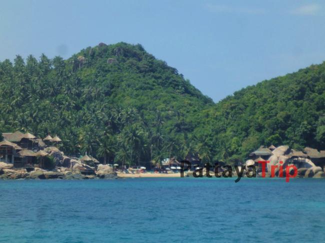 Jansom Bay - пляж на Ко Тао