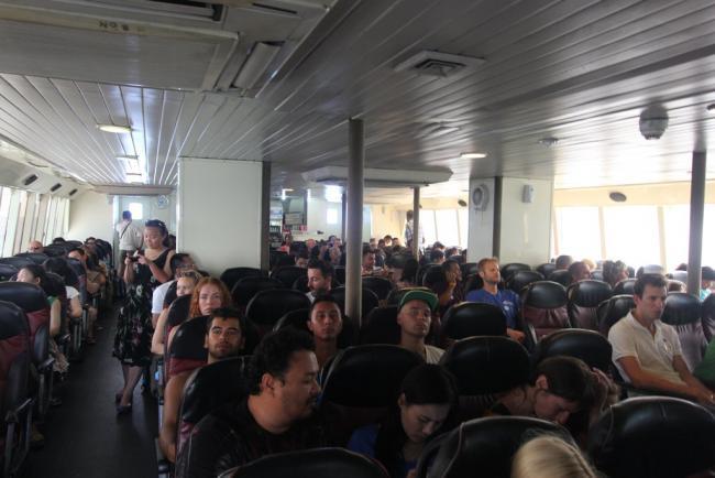 Остров Ко Тао как добраться. На борту лодки Lomprayah Catamaran