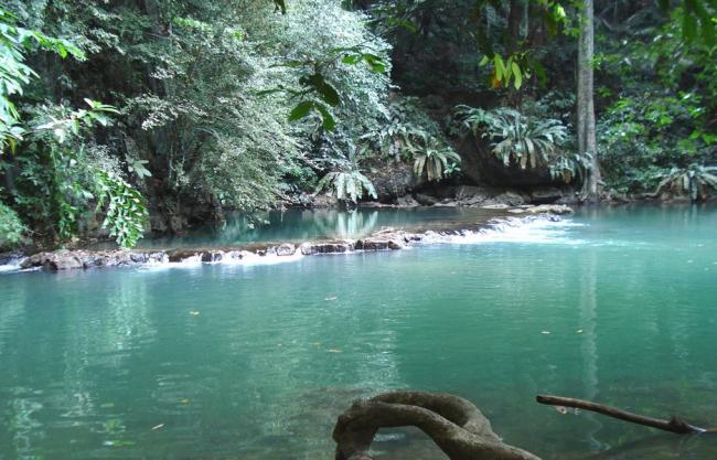Национальный парк Боккхарани в Краби