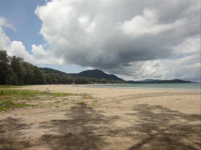 Пляж Kaw Kwang на Ко Ланта