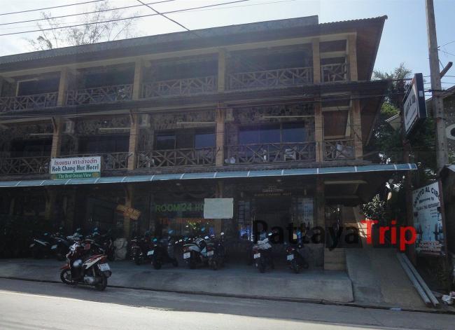 Отель на Ко Чанге