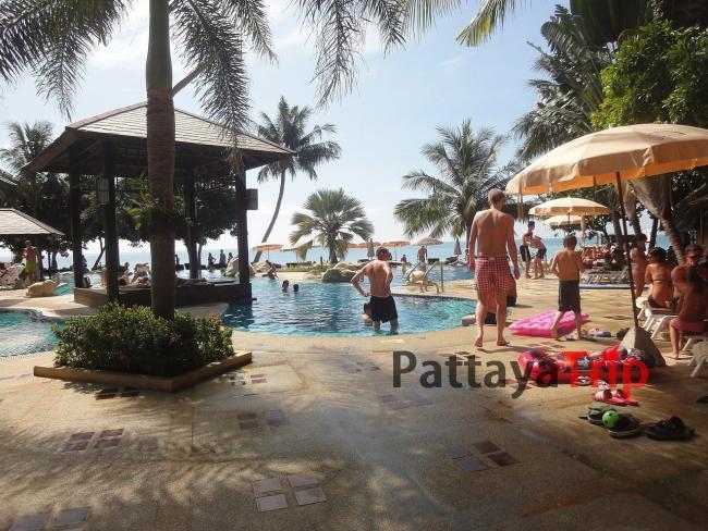 Отель на пляже White Sand на Ко Чанг