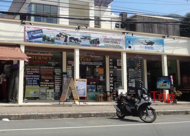Интернет-кафе на Ко Чанг