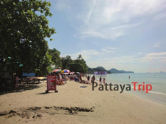 Пляж White Sand на Ко Чанг