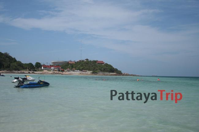 Остров Ко Лан - рядом с Паттайей