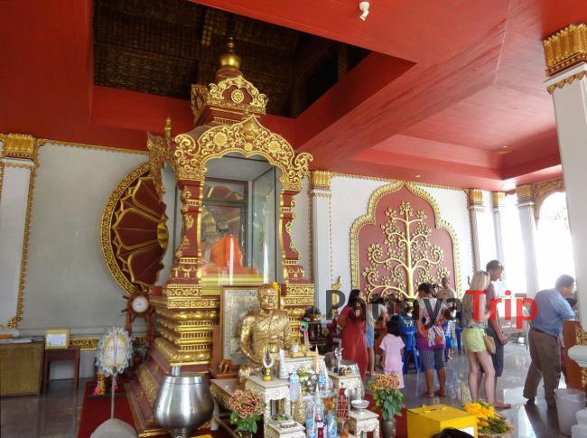 Wat Khunaram - храм мумифицмрованного монаха