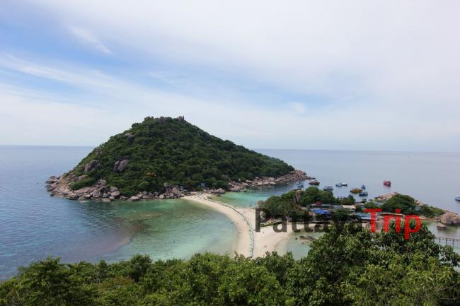 остров Nang Yuan