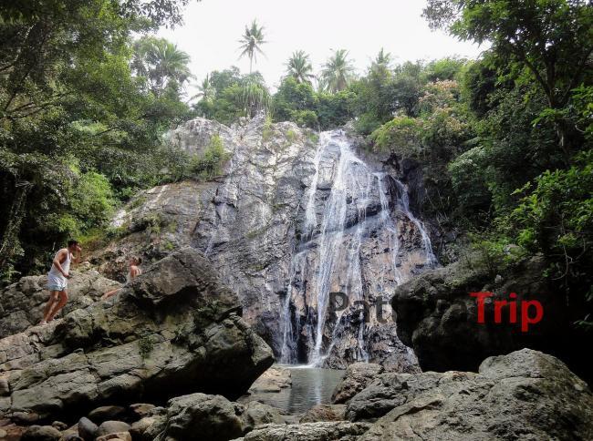 Водопад Намуанг 1