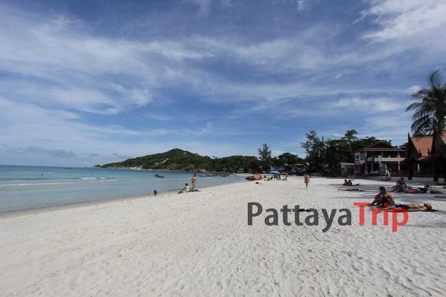 Хад Рин Нок - самый тусовочный пляж Тайланда (Ко Панган)