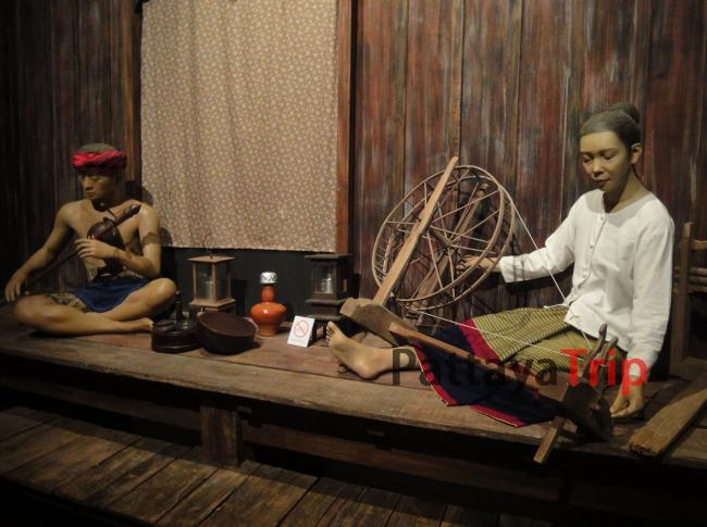 Традиционные занятия тайцев