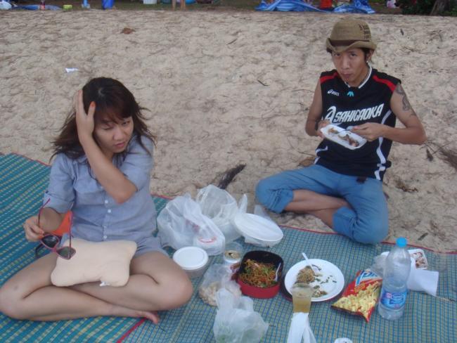 Простые тайские ребята