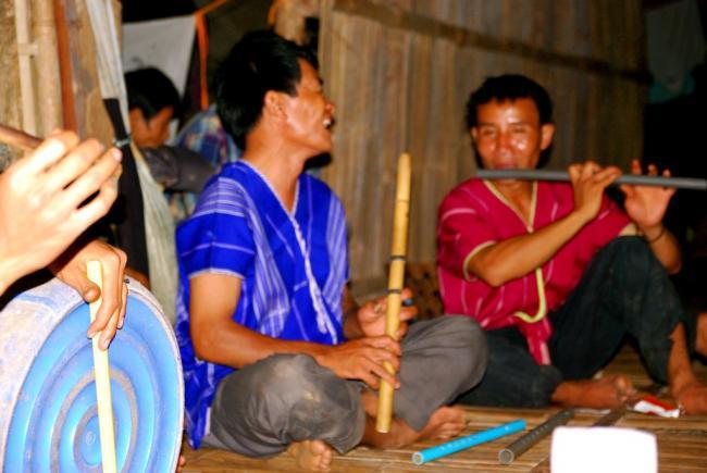 Национальная музыка в Тайланде