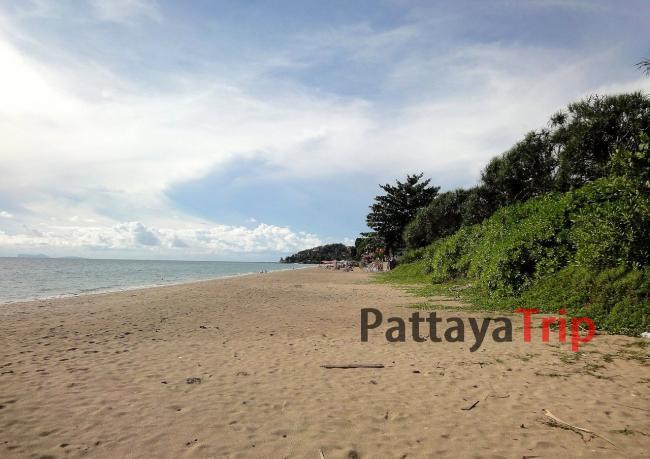 Пляж на острове Ко Ланта (Тайланд)