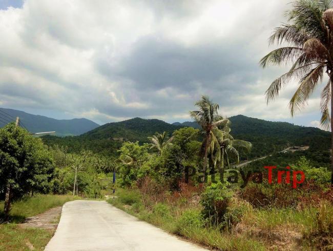 Остров Панган (Тайланд)
