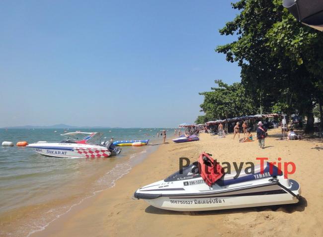 Пляж Джомтьен (Паттайя, Тайланд)