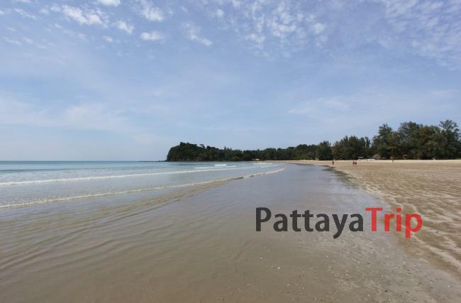 Kaw Kwang - пляж на Ланте (Тайланд)