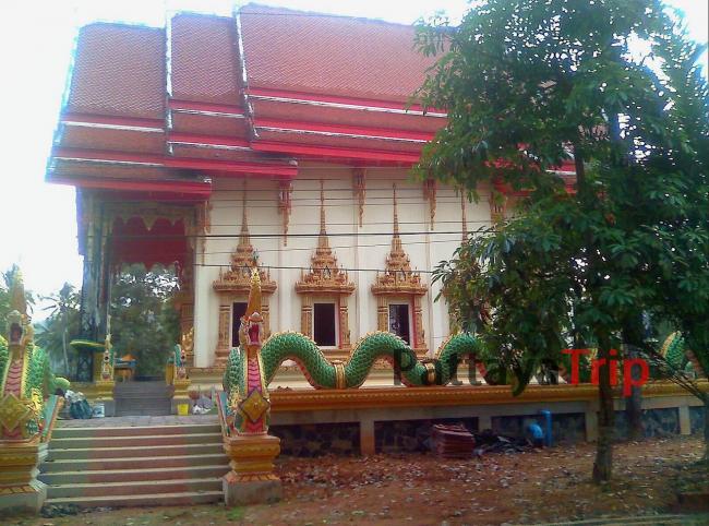 Храм на Ко Чанге