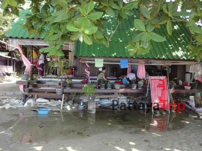 Массаж на пляже на Ко Чанге