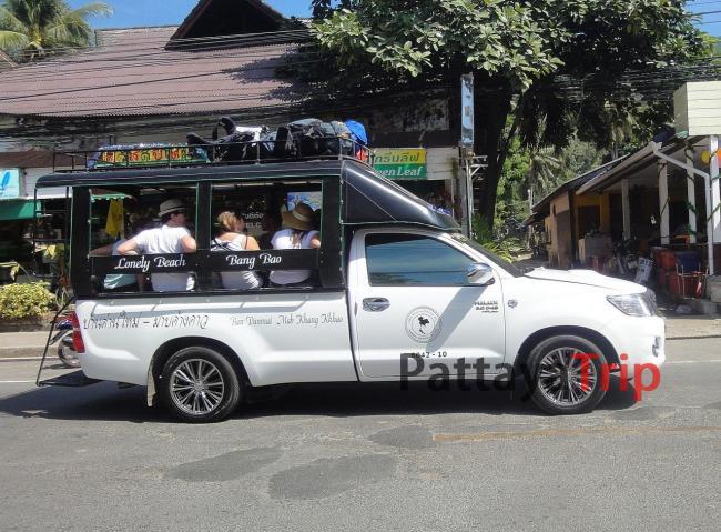 Транспорт на Ко Чанге