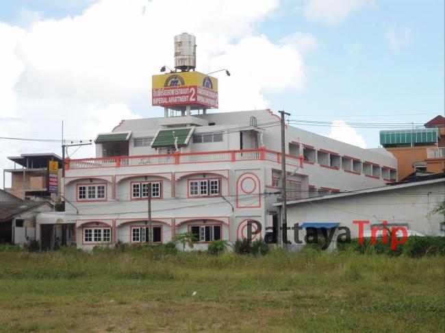 Типичный отель на Пхукете
