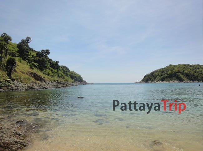 Пляж Януи на Пхукете (Таиланд)