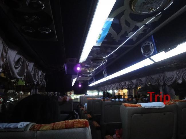 Автобус VIP за 550 бат