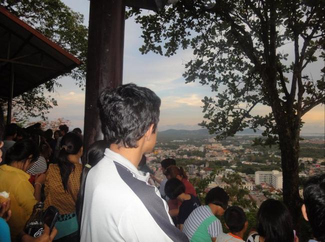 Ожидание цунами в Тайланде в 2012 году
