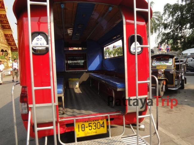 В  Чианг Мае