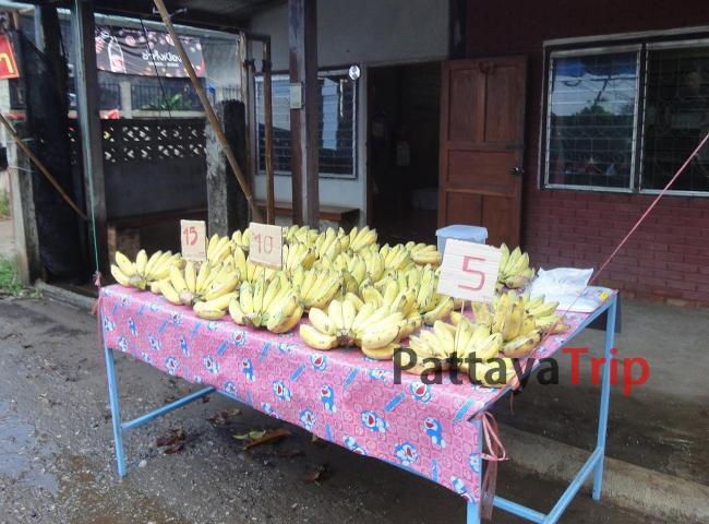 Бананы за 5 бат