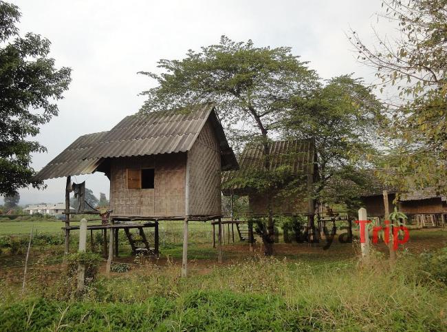 Twin Hut в Пай