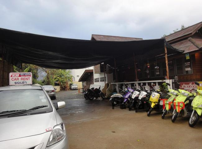 Прокат автомобилей в Пае