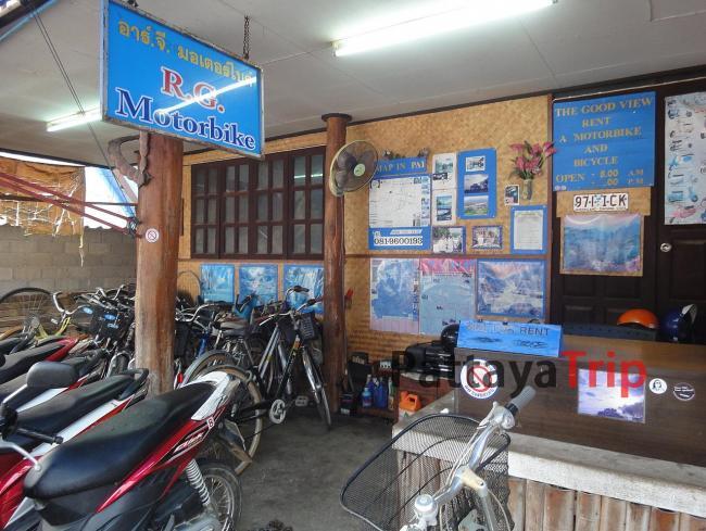 Прокат RG Motorbike